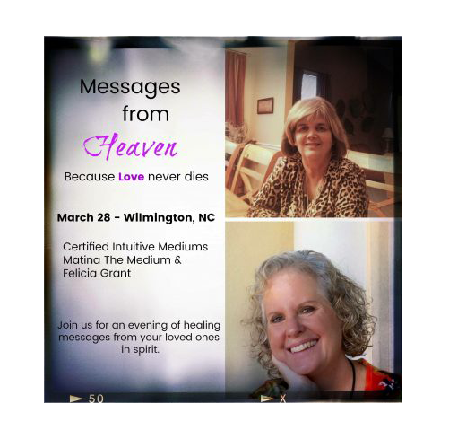 Messages from Heaven – March 2018