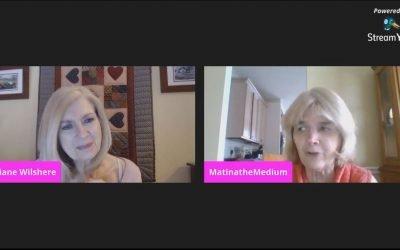 Interview with Matina the Medium Women Entrepreneurs Living Their Dream