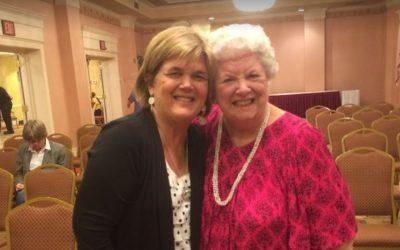 Goodbye to my mentor Mama Ellie